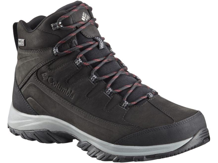"""Columbia Terrebonne II Mid Outdry 5"""" Waterproof Hiking Boots Men's"""