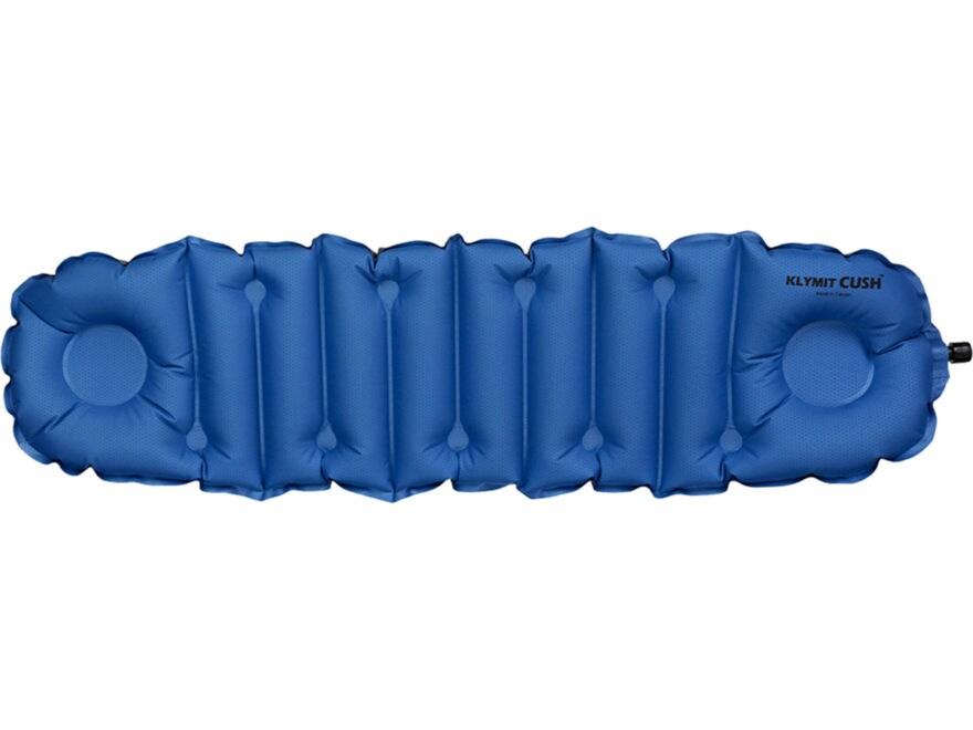 Klymit Cush Seat Polyester Blue