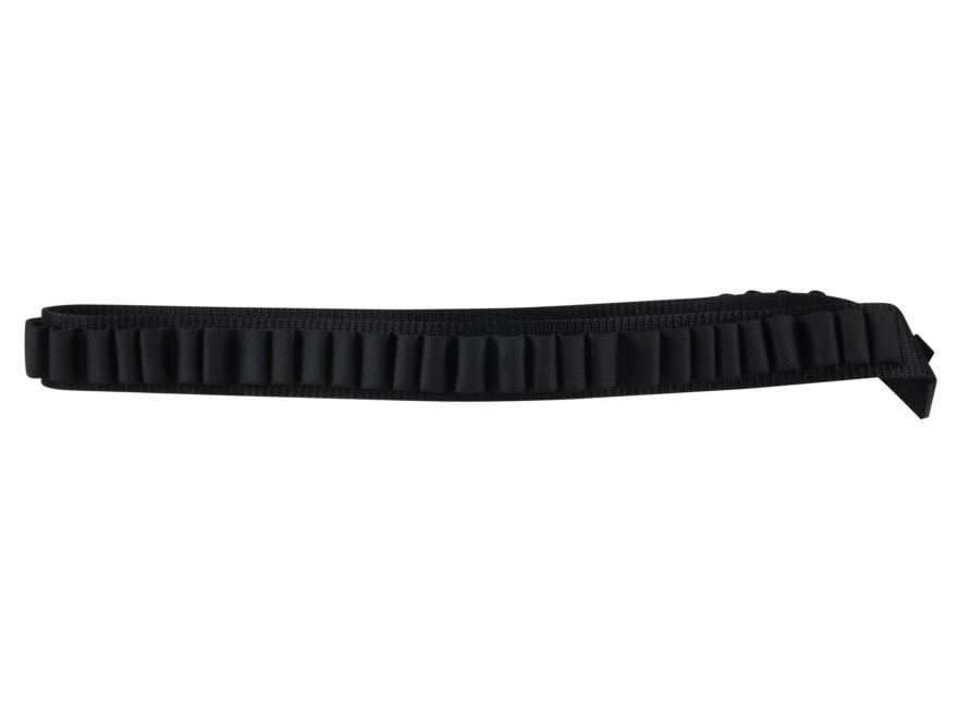 BLACKHAWK! Cartridge Bandolier 55-Round Shotgun Nylon Black