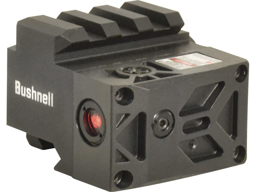 Bushnell AR Optics Rush Hi-Rise Mount with Integrated Red Laser Sight Picatinny-Style B...