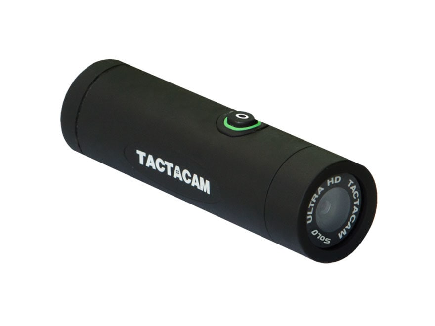 TACTACAM SOLO Action Camera with Bow Stabilizer Mount