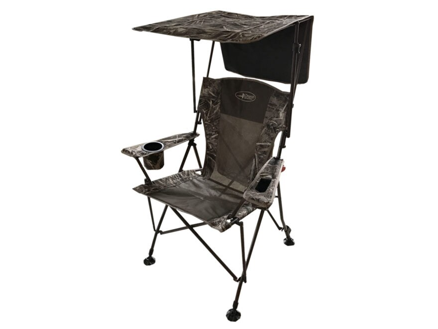 MOMarsh Tactical Dove Chair Steel Realtree Max-5 Camo