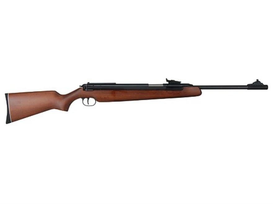 RWS 48 Side Lever Air Rifle Pellet Wood Stock Blue Barrel