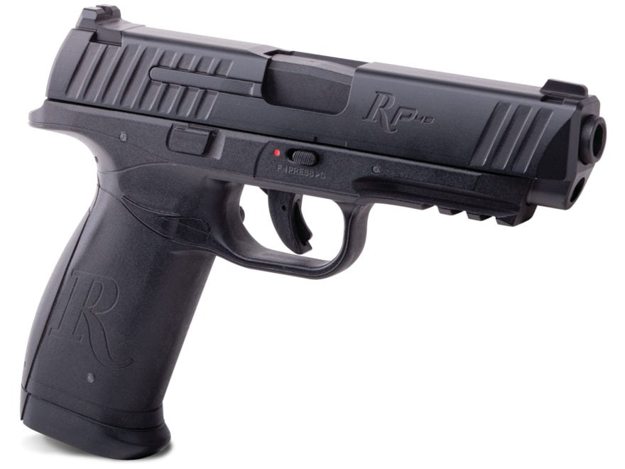 Remington RP45 Air Pistol 177 Caliber BB Black
