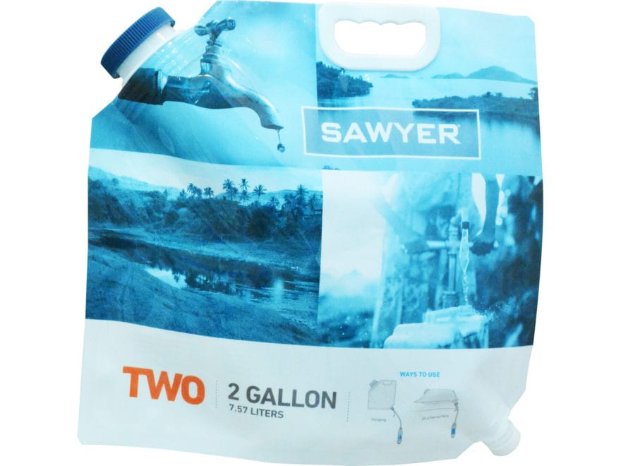 Sawyer Water Bladder Polymer