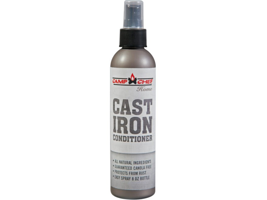 Camp Chef Premium Cast Iron Conditioner 8 oz