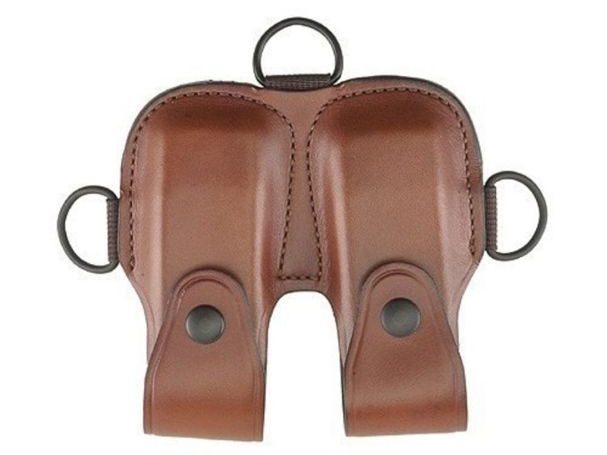 Bianchi X16A Magazine Pouch Beretta 92, Browning Hi-Power, HK P7-M13, Ruger P89, Sig Sa...