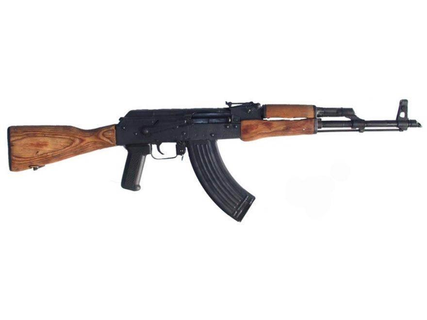 "Century Arms WASR-10 AK-47 Rifle 7.62x39mm 16.25"" Barrel 30-Round Matte Hardwood"