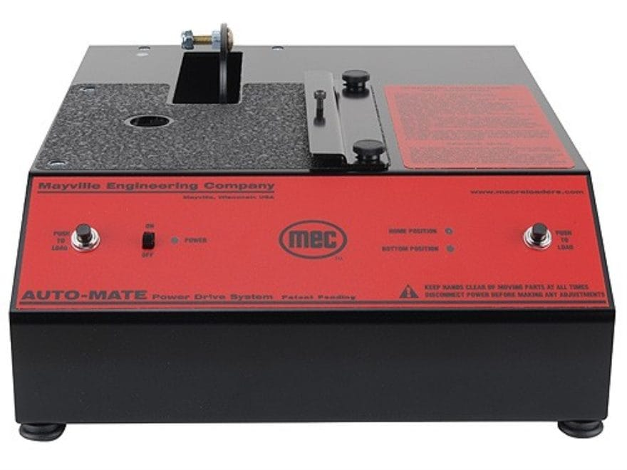 MEC Auto-Mate 9000GN, 8567N Grabber Shotshell Press Power Unit