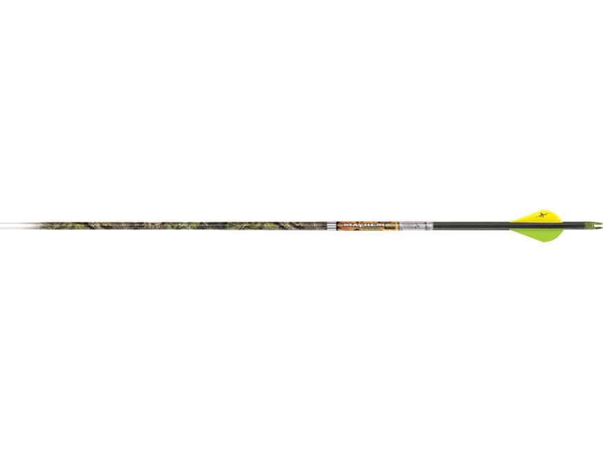 "Carbon Express Mayhem SDS Hunter Carbon Arrow 2"" Blazer Vanes Pack of 6"