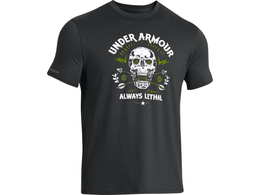 Under Armour Men s Lethal Skull T-Shirt Short - UPC  887907924758 998624640b3