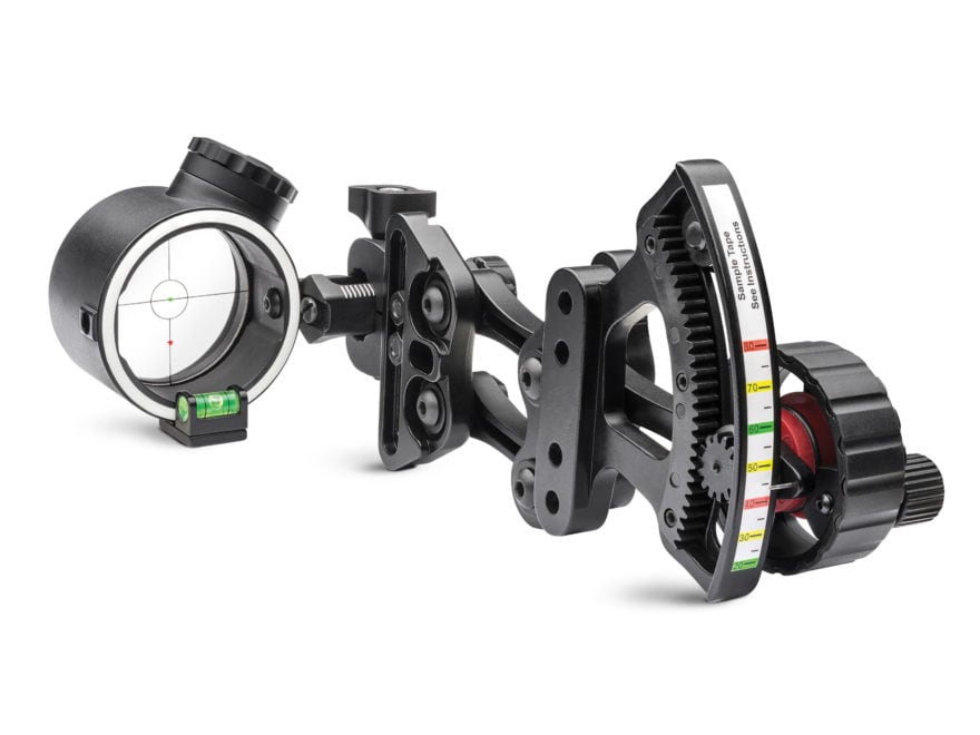 TRUGLO Archer's Choice Range Rover 2-Pin Bow Sight