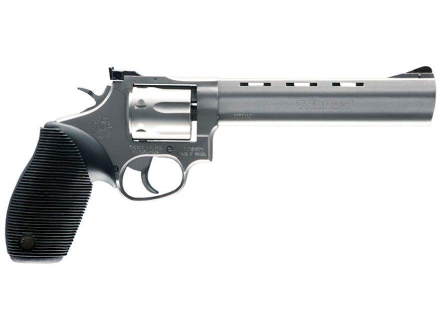 Taurus Tracker Revolver Black Rubber