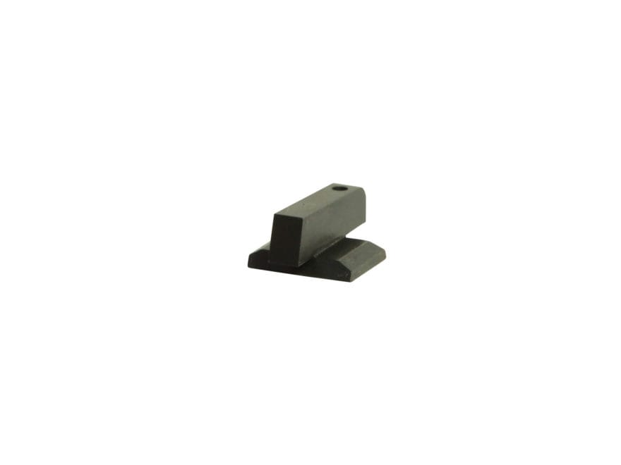 """Ed Brown Front Sight Plain Dovetail .180"""" Height Steel Black"""