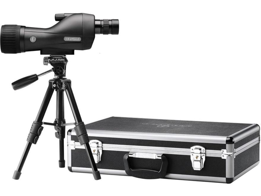 Leupold SX-1 Ventana 2 Spotting Scope 15-45x 60mm Gray/Black
