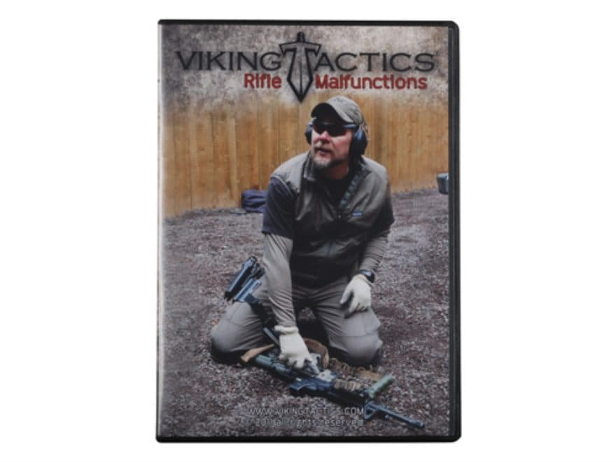 VTAC Rifle Malfunction DVD