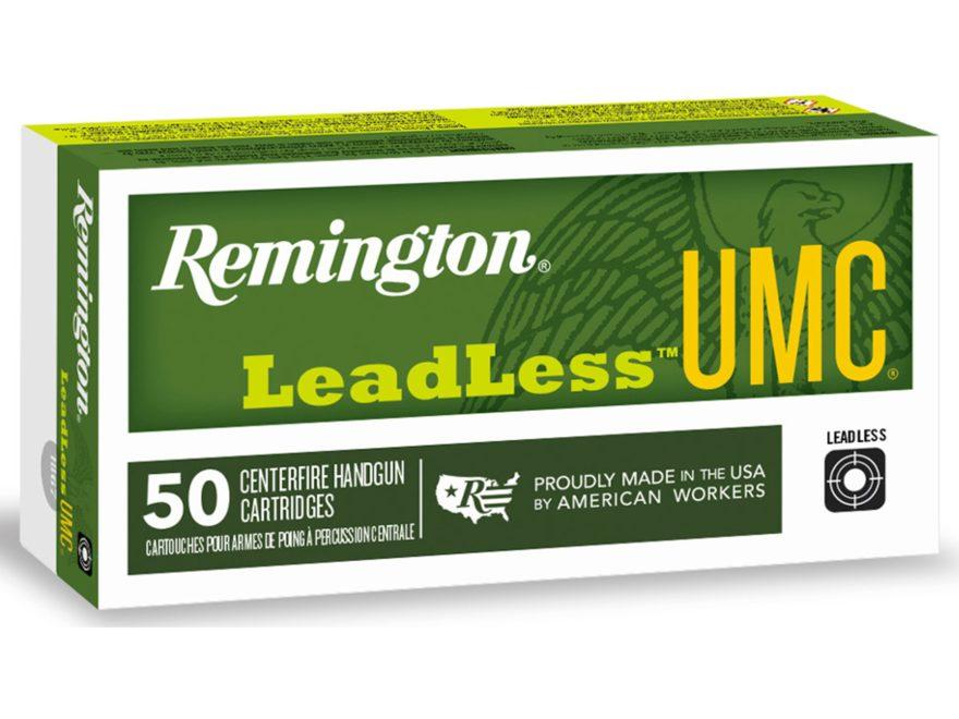 Remington UMC Ammunition 45 ACP 230 Grain Flat Nose Enclosed Base Box of 50