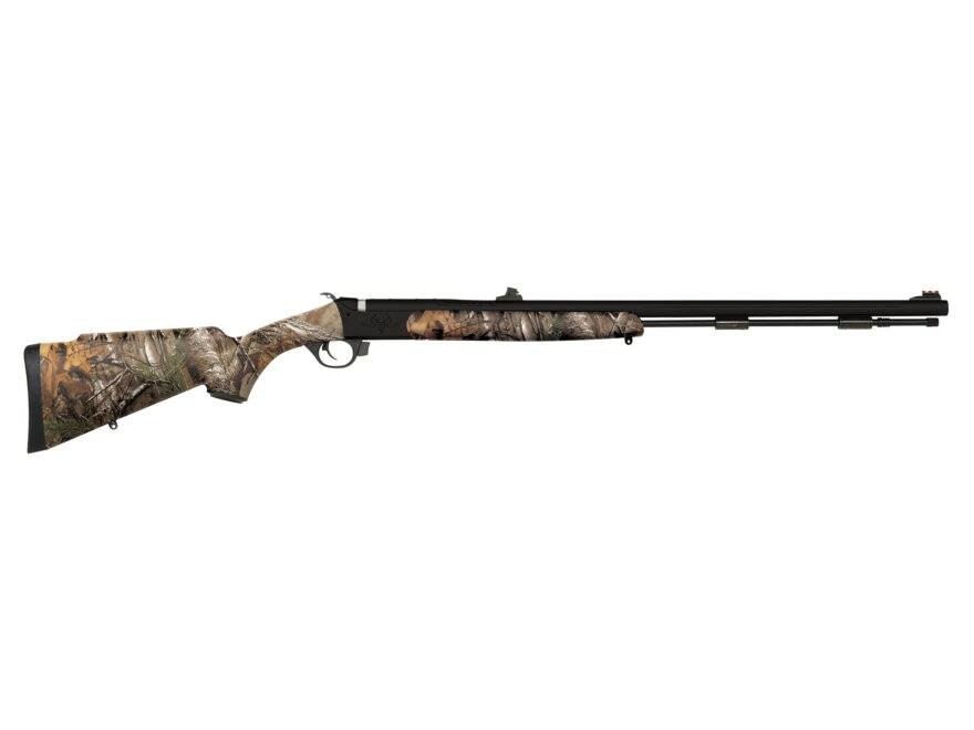 "Traditions Pursuit G4 Ultralight Northwest Magnum Muzzleloading Rifle 50 Caliber 26"" Sy..."