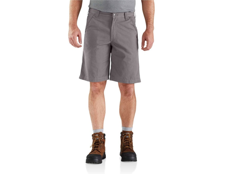 Carhartt Men's Force Tappen Work Shorts Cotton
