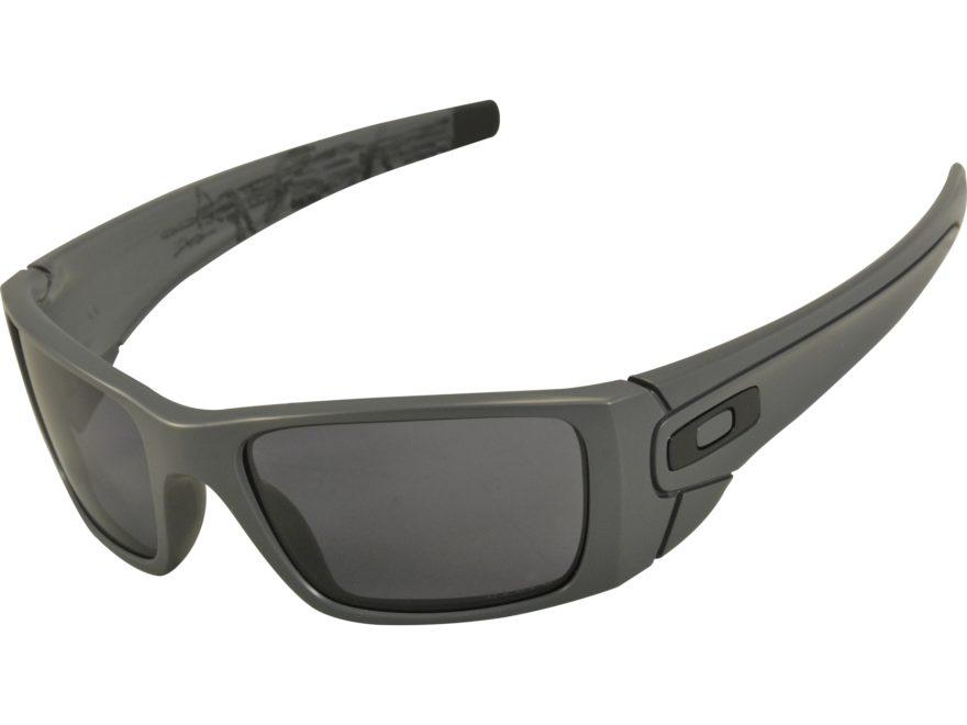 Oakley SI Fuel Cell Sunglasses Dark Gray Frame/Dark - MPN: OO9096-F7