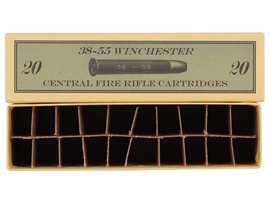Cheyenne Pioneer Cartridge Box 38-55 WCF Chipboard Package of 5