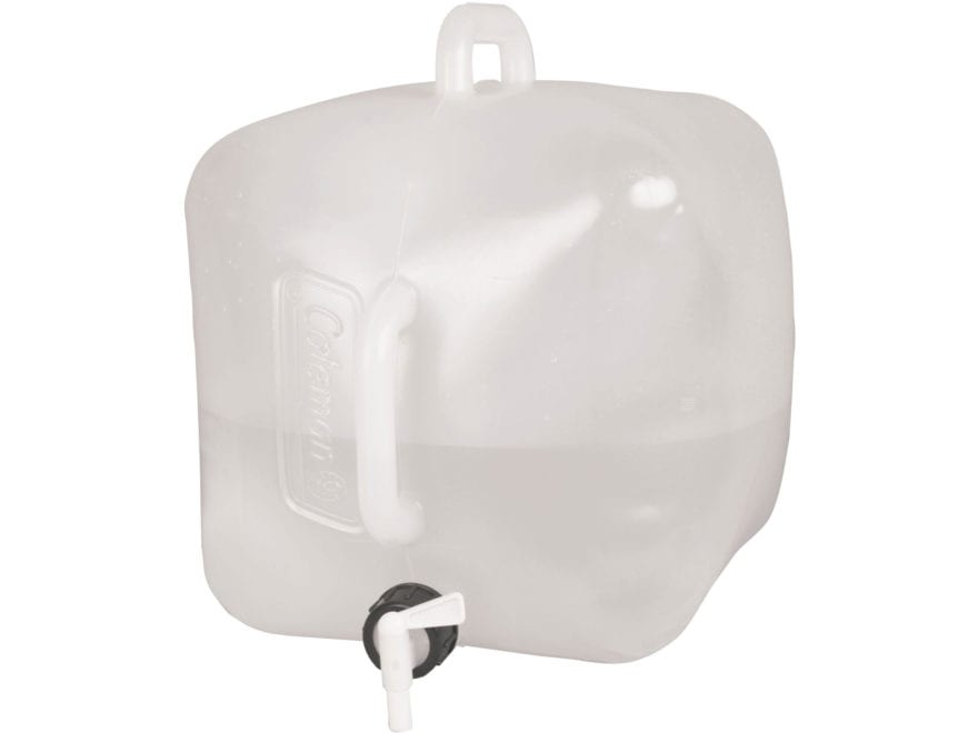 Coleman 5-Gallon Collapsible Water Carrier Polyethylene