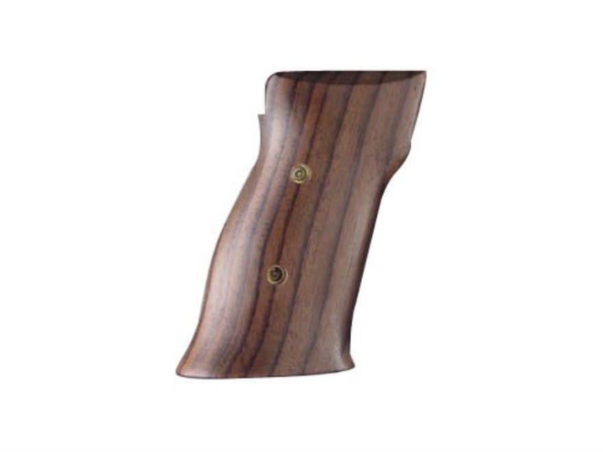 Hogue Fancy Hardwood Grips S&W 41 Rosewood