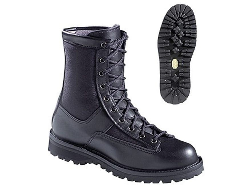 """Danner Acadia 8"""" GORE-TEX Tactical Boots Leather and Nylon Black Men's"""