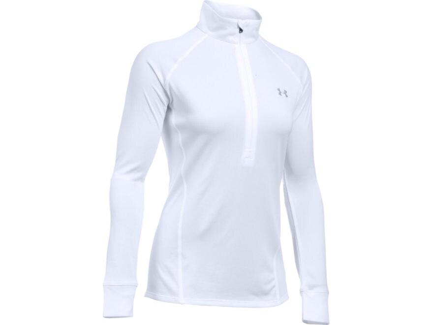 Under Armour Women's UA Tech 1/2 Zip Shirt Long Sleeve Polyesters