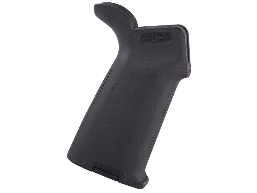 Magpul MOE Plus Pistol Grip AR-15 Rubber