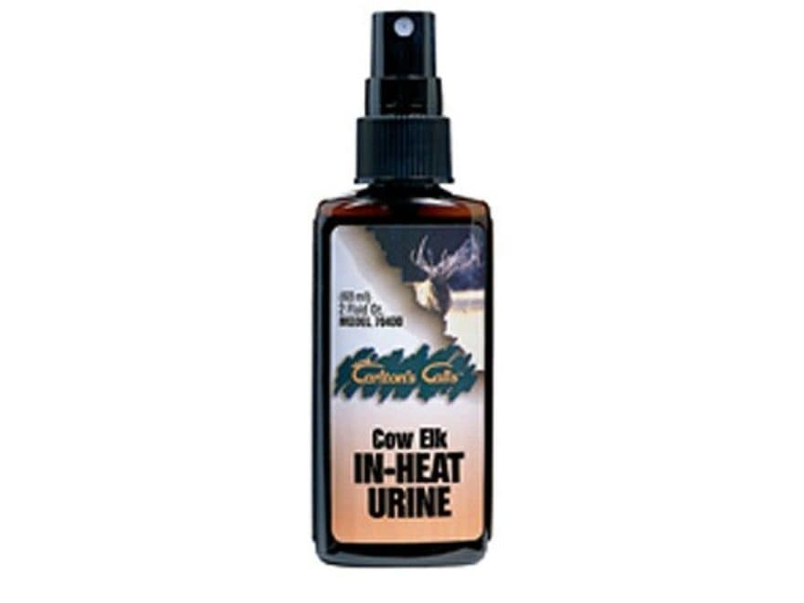 Hunter's Specialties Primetime Cow Elk Estrus Urine Elk Scent 2 oz