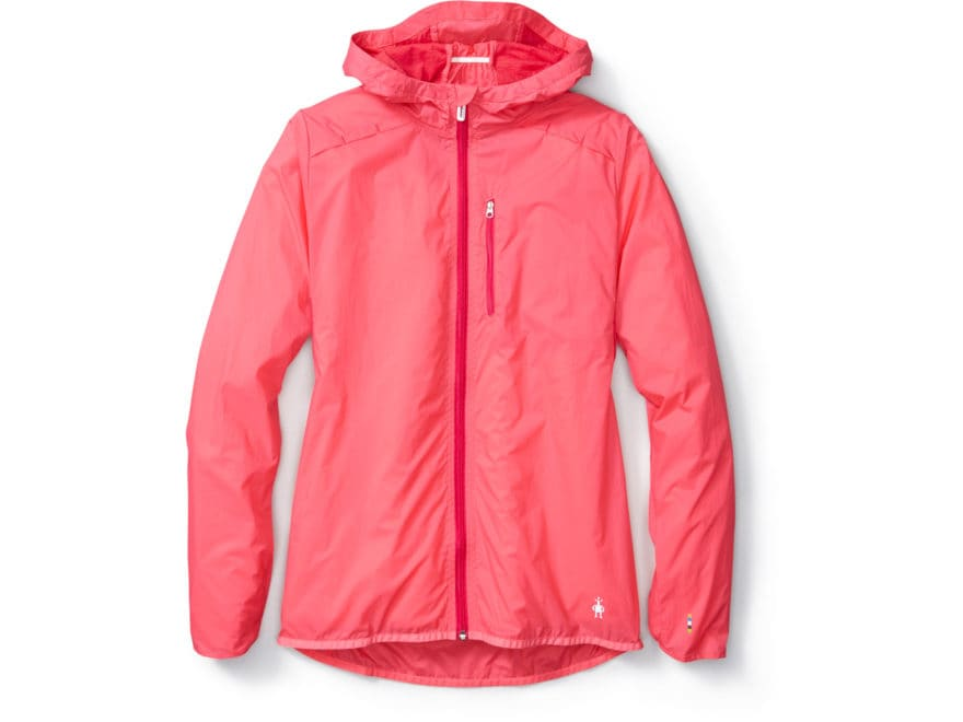 Smartwool Women's PhD Ultra Light Sport Jacket Nylon/Merino/Polyester