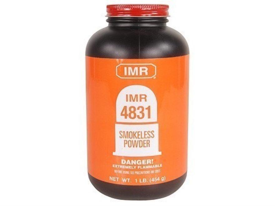 IMR 4831 Smokeless Gun Powder
