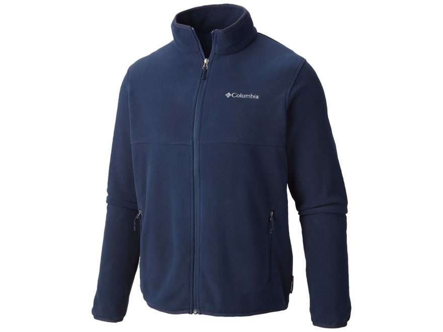 Columbia Men's Fuller Ridge Fleece Jacket Polyester Collegiate Navy Medium