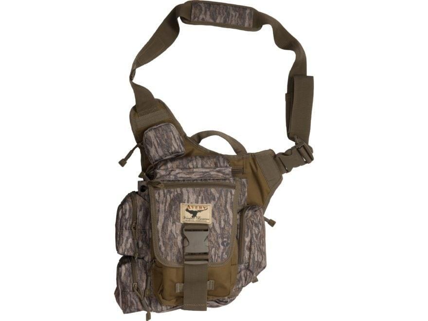 Avery Messenger Backpack Polyester