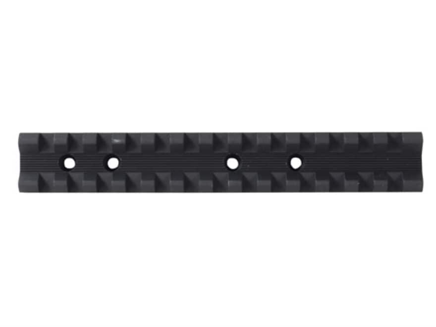 EGW 1-Piece Picatinny-Style Scope Base Remington 740, 742, 760, Ithaca 37 Matte