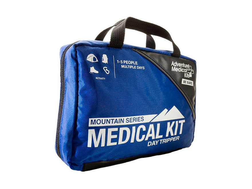 Adventure Medical Kits Mountain Day Tripper 1-2 Person First Aid Kit