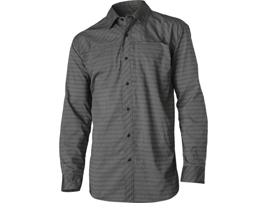 BLACKHAWK! Men's Purpose Button-Up Shirt Long Sleeve Polyester