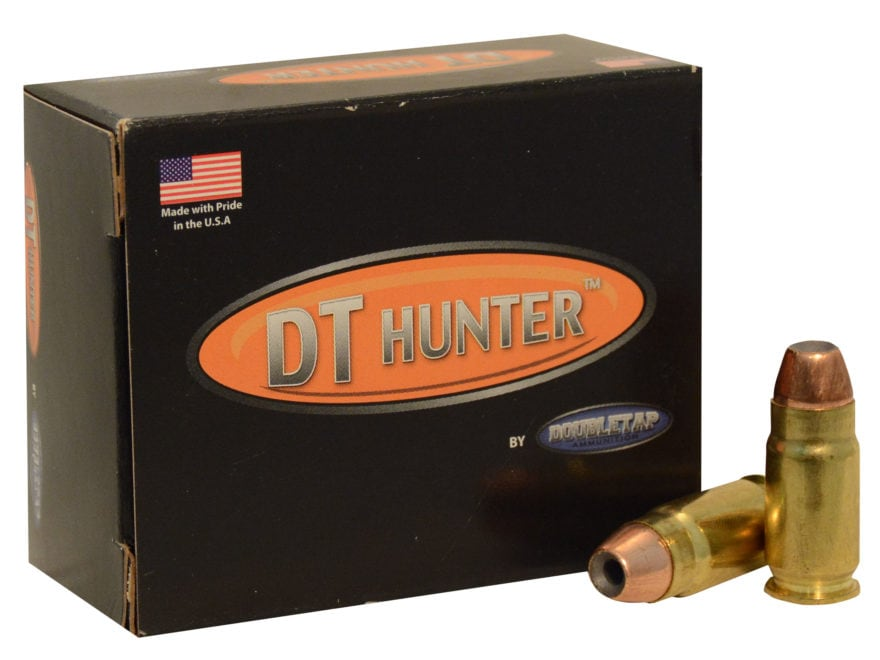 DoubleTap Ammunition 40 Super 200 Grain Controlled Expansion Jacketed Hollow Point Box ...