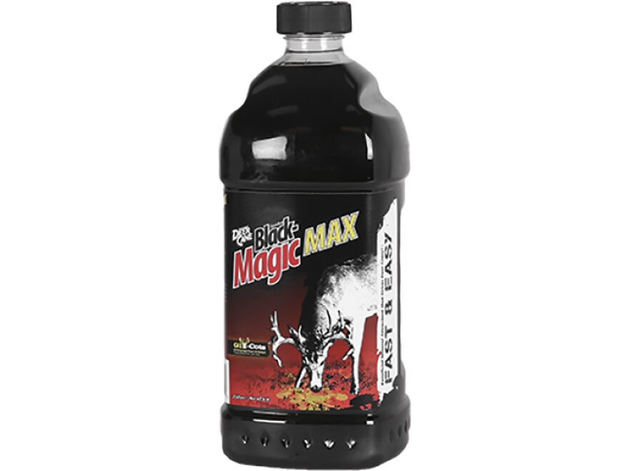 Evolved Habitats Deer Cane Black Magic MAX Deer Supplement Liquid 2 Liter