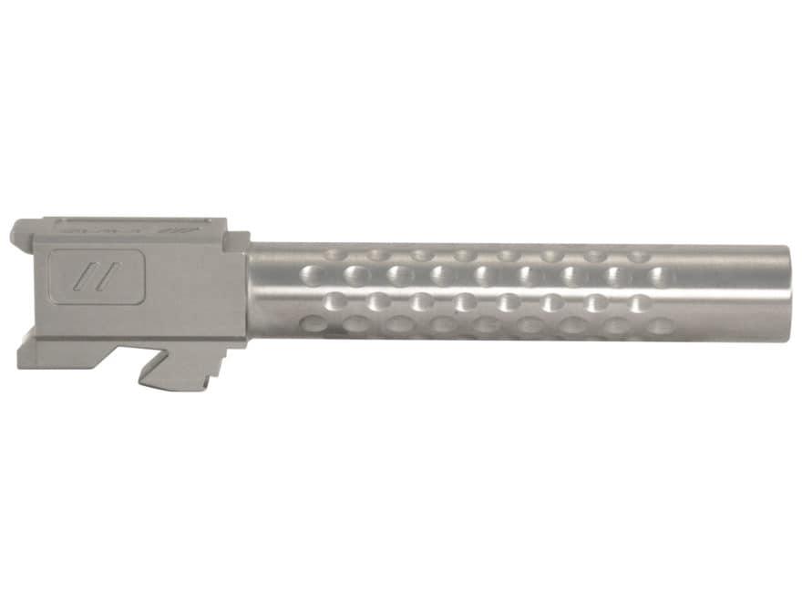 "ZEV Technologies Match Grade Barrel Glock 17 9mm Luger 1 in 10"" Twist 4.49"" Dimpled Sta..."