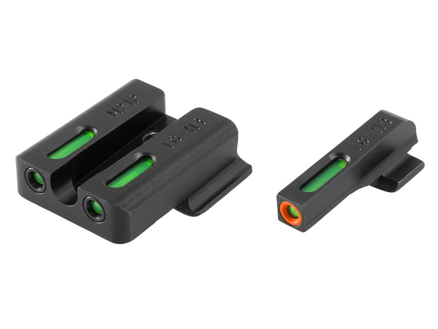 TRUGLO TFX Pro Sight Set Smith & Wesson M&P, M&P Shield, Shield M2.0, SD9, SD40 Tritium...
