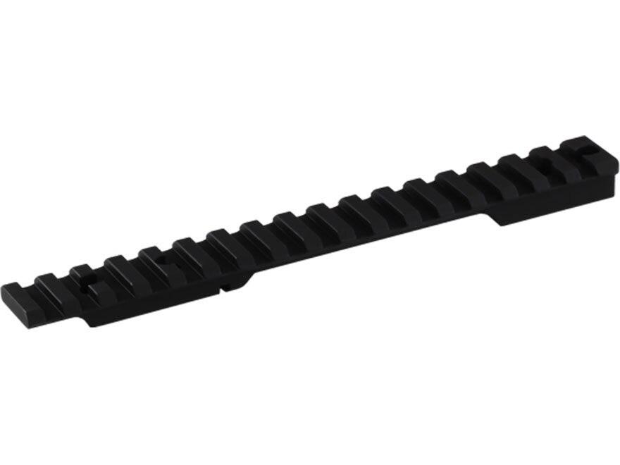 Seekins Precision 1 Piece Picatinny-Style Scope Base Remington 700 Short Action Matte