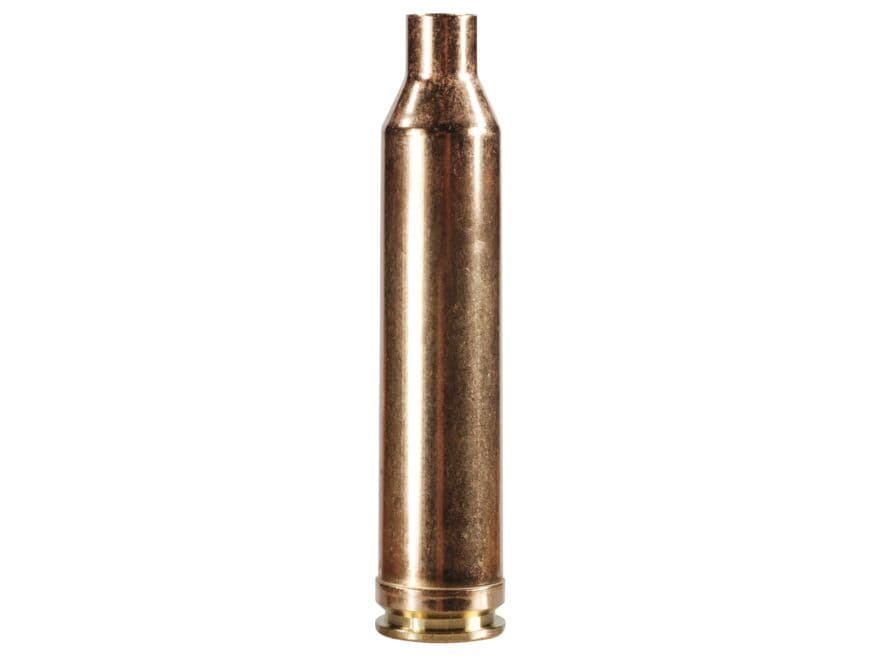 Norma USA Reloading Brass 264 Winchester Magnum Box of 25 (Bulk Packaged)