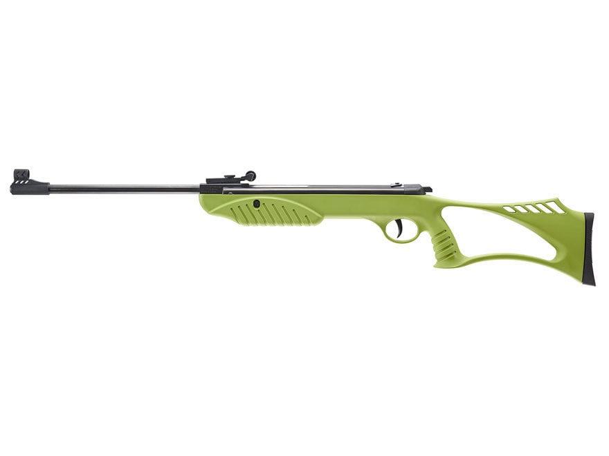 Umarex Embark Break Barrel Air Rifle 177 Caliber Pellet Synthetic Stock Green