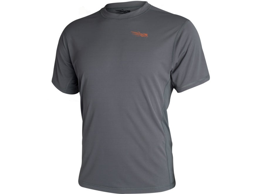 Sitka Gear Men's Redline Performance Shirt Short Sleeve Polyester