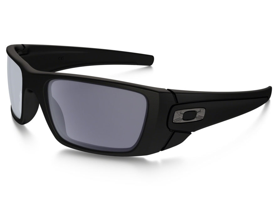 Oakley SI Fuel Cell Special Forces Sunglasses Black Frame/Gray Lens