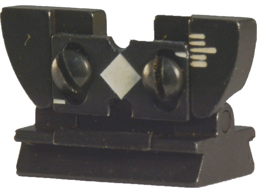 Ruger Rear Sight Ruger 10/22 Standard, Deluxe Sporter, International, Synthetic