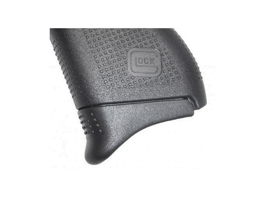 Pearce Grip Magazine Base Pad Glock 43 Polymer Black