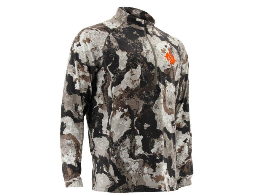 Nomad Men's Transition 1/4 Zip Fleece Shirt